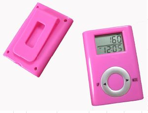 Manufacturer Wholesale MP4 Shape Single Function Pedometer