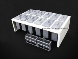 Plastic Slide Staining Set (STAINING RACK AND STAINING DISH) pictures & photos