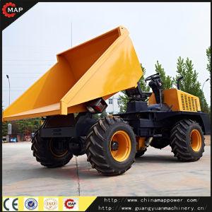 China Cheap Site Dumper 3tons 4WD Mini Dumper pictures & photos