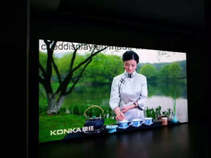 High Quality P4 P5 P6 P8 P10 Full Color Electronic Indoor No Waterproof Commercial Advertising LED Display Screen pictures & photos