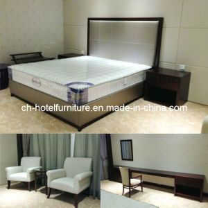 2014 Kingsize Luxury Chinese Wooden Restaurant Hotel Bedroom Furniture (GLB-6000801) pictures & photos