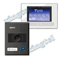 TCP/IP Video Intercom System (C2+T2)