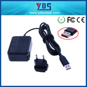 40W 20V 2A Laptop Power Adapter for Lenovo USB Yogo 3 pictures & photos