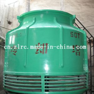 Counter Flow Round Cooling Tower  / FRP Cooling Tower pictures & photos