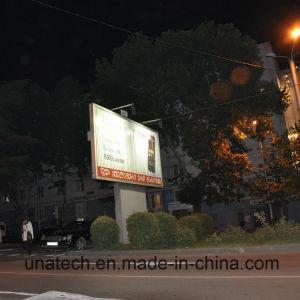 Street Road Outdoor Advertising Media Vinyl Aluminium Solid Prism Trivision Billboard pictures & photos
