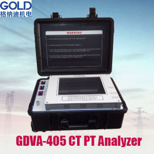 Gdva 405 Portable Current Transformers Analyzer, CT Analyzer pictures & photos