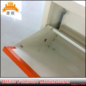 Waterproof 3 and 4 Door Metal Steel Shoes Cabinet pictures & photos