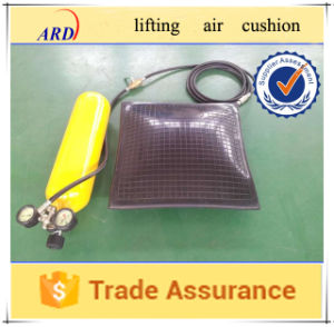 Used for Earthquake Disaster Relief with Lifting Air Cushion Rubber Inflatable Air Jack