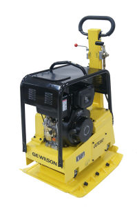 Wacker Design, Reversible Plate Compactor with Diesel Engine pictures & photos