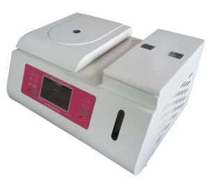 Temp Controlled Multifunctional Prp. Ppp. Fat Centrifuge Mfl5-G pictures & photos