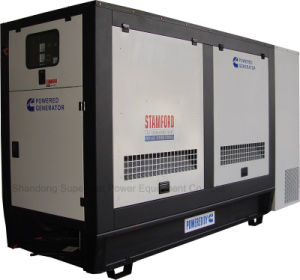 30kVA-1675kVA Water Cooling AC Three Phase Silent Diesel Generator pictures & photos