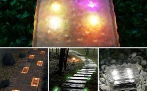 Solar Paver Lights