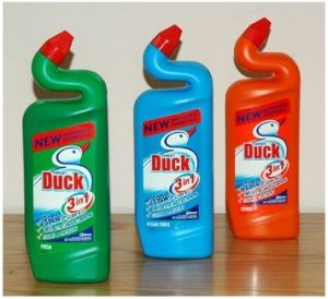 750ml Duck Natural Deodorant Toilet Cleaner pictures & photos