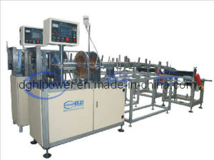 PVC Transparent Cylinder Tube Forming Machine Series