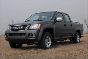 Higer Double Cab Pickup 2WD