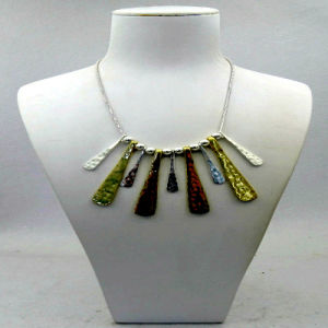 Hammered Casting Fashion Necklace pictures & photos