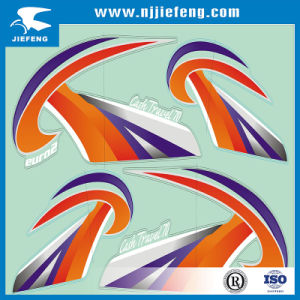 OEM Cheap Manufacture Motorcycle Decoration 3D PVC Diecut Vinyl Sticker pictures & photos