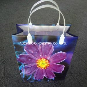 Rigid Loop Handle Plastic Bag Plastic Bag pictures & photos