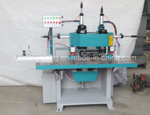 Double Head Door Lock Mortising Machine/ Drilling Machine