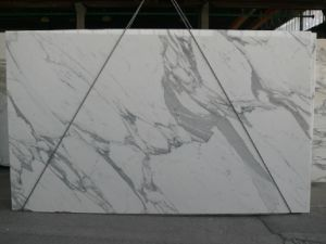 Natural Stone Slab Tile Noble White Marble for Project Decoration pictures & photos