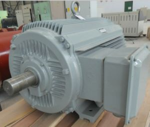 40kw 100rpm Low Rpm Horizontal Permanent Magnet Generator pictures & photos