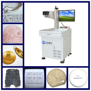New Style CO2 Laser Marking Machine for PCB/Plastic/Leather/Paper/Glass pictures & photos