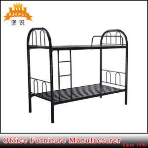 Two Tier Metal Frame Bunk Bed pictures & photos