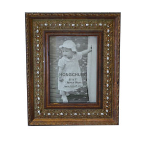 Antique Photo Frames with Beads for Desktop Decoration pictures & photos