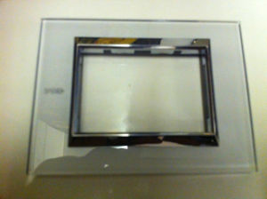 OEM&ODM Offerred High Quality Glass Switch Plates pictures & photos