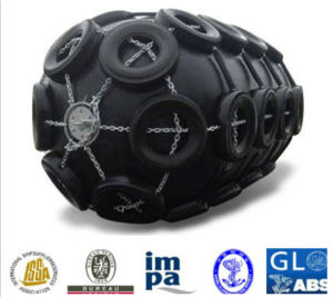 Pneumatic Rubber Boat Fender (For Ship and Dock) pictures & photos