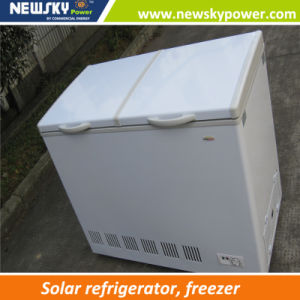 New Product Solar Refrigerator Freezer Solar Deep Freezer pictures & photos