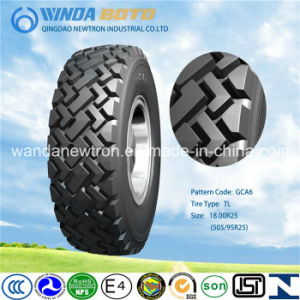 OTR Tire, off-The-Road Tire, Radial Tire Gca6 18.00r25 pictures & photos