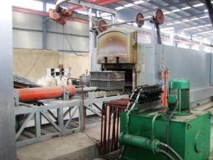 Heat Treatment / Quenching Furnace/Oil Quenching Production Line