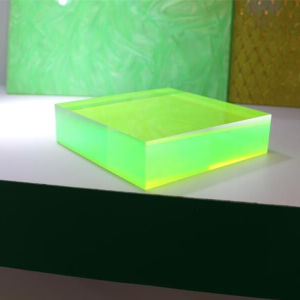 12mm Plexiglass Acrylic Transparent Color Sheet pictures & photos