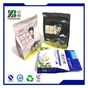 Flat Bottom Clear Plastic Bags pictures & photos