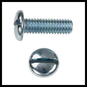 Slotted Pan Head Machine Screw pictures & photos