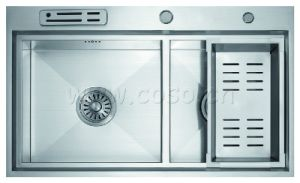 Stainless Steel Kitchen Sink Basin (UB3060) pictures & photos