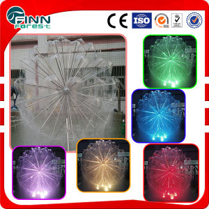 Stainless Steel Fountain Nozzle Dandelions Decorations pictures & photos