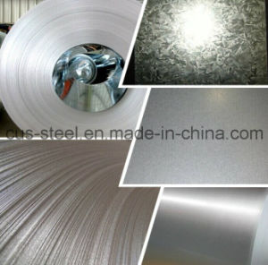Factory Hot Sale Galvalume Metal Roll Al-Zn Coated Steel Sheet pictures & photos