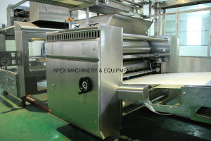 Multi Function Biscuit Sheeting Line pictures & photos