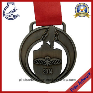 Custom Cut out Medal, High Quality Die Cast Medal pictures & photos