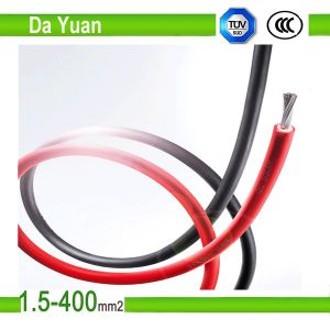 Low Cost High Quality 4/6/10mm2 Solar PV Cable for Solar Energy System pictures & photos