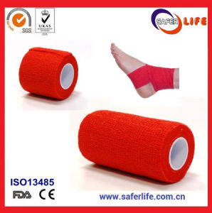 CE FDA ISO Cohesive Bandages Tape pictures & photos