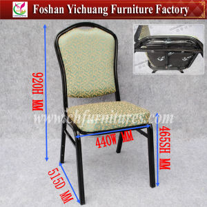 High Quality Aluminum Restaurant Chair (YC-ZL07-31) pictures & photos
