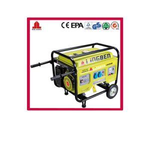 13HP New Design 5kw Gasoline Generator (LB6500E)