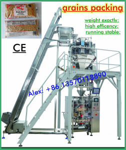 Automatic Grain Packing Machinery pictures & photos