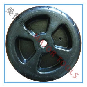 10 Inch PE Plastic Blowing Wheel for Movable Door pictures & photos
