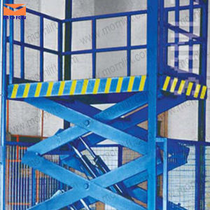 2500kg Scissor Lifter CE Qualified From Mornlift pictures & photos