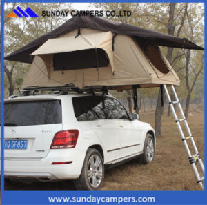 Cheapest Cotton Awning Tent Roof Top Tent for Almost All Vehicles pictures & photos