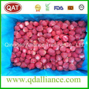 IQF Frozen Strawberry with High Quality pictures & photos